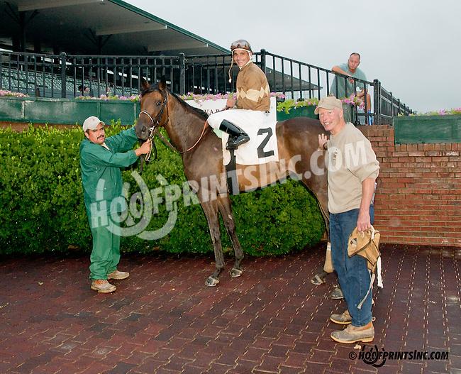Get It On winning at Delaware Park on 8/1/13