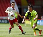 Graham Kelly of Sheffield Utd during the PDL U21 Final at Bramall Lane Sheffield. Photo credit should read: Simon Bellis/Sportimage