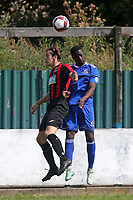 Terrell Miller of Redbridge during Redbridge vs Saffron Walden Town, Essex Senior League Football at Oakside Stadium on 4th August 2018