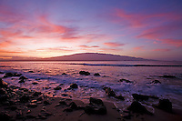 Sunrise from MacGregor Point, Maui.