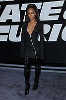 www.acepixs.com<br /> April 8, 2017  New York City<br /> <br /> Serayah McNeill attending 'The Fate Of The Furious' New York premiere at Radio City Music Hall on April 8, 2017 in New York City.<br /> <br /> Credit: Kristin Callahan/ACE Pictures<br /> <br /> <br /> Tel: 646 769 0430<br /> Email: info@acepixs.com