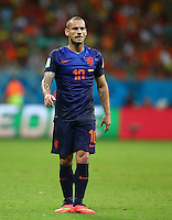 Wesley Sneijder of Netherlands