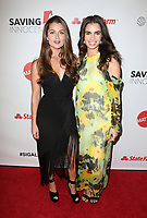 HOLLYWOOD, CA - SEPTEMBER 30: Rachel Matthews, Hilty Bowen, at The 6th Annual Saving Innocence Gala at Loews Hollywood Hotel, California on September 30, 2017. Credit: Faye Sadou/MediaPunch