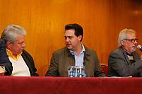 FOZ DO IGUAÇU, PR, 09.08.2018 – ELEIÇÃO PR – O candidato ao governo do Paraná, Ratinho Junior (PSD) durante 1ª Reunião Extraordinária do Plenário do Codefoz realizada no Hotel Bela Italia na tarde desta quinta-feira (09). (Foto: Paulo Lisboa/Brazil Photo Press)