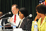 Baltimore Mayoral Candidates Forum on Disability Issues.  Photography by Professional Image Photography. Mayor Stephanie Rawlings-Blake - Sen. Catherine Pugh,