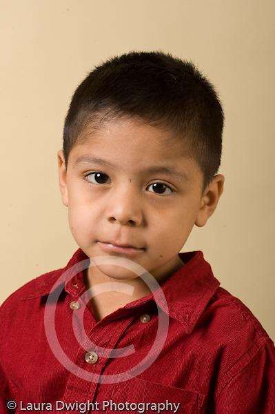 Goddard Riverside Headstart portraits Charly Santo