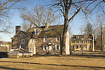 McConkey's Ferry Inn and Mahlon K. Taylor House, Washingtons Crossing, Bucks County, PA 1817