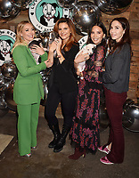 LOS ANGELES, CA - NOVEMBER 06: (L-R) Hilary Duff, Maria Menounos, Olivia Munn and Whitney Cummings attend Love Leo Rescue's 2nd Annual Cocktails for a Cause at Rolling Greens Los Angeles on November 06, 2019 in Los Angeles, California.<br /> CAP/ROT/TM<br /> ©TM/ROT/Capital Pictures