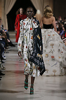 Oscar De La Renta<br /> New York Fashion Week <br /> FW18 <br /> New York Fashion Week,  New York, USA in February 2018.<br /> CAP/GOL<br /> &copy;GOL/Capital Pictures<br /> Oscar De La Renta<br /> New York Fashion Week <br /> FW18 <br /> <br /> New York Fashion Week,  New York, USA in February 2018.<br /> CAP/GOL<br /> &copy;GOL/Capital Pictures /MediaPunch ***NORTH AND SOUTH AMERICAS ONLY***