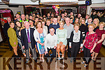 Clodagh Higgins, Ballinorig West, Tralee, celebrates her 21st birthday with family and friends at Benners Hotel on Saturday