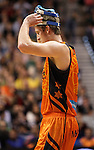 Valencia Basket Club's Justin Doellman during Spanish Basketball King's Cup Semifinal match.February 8,2014.(ALTERPHOTOS/Acero)