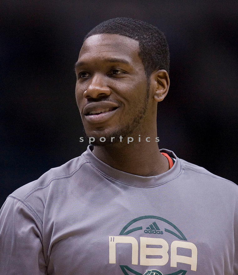 Royal Ivey..January  30, 2010 Milwaukee, WI. Bradley Center...Milwaukee Bucks won over the Miami Heat 95-84