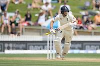 1st December 2019, Hamilton, New Zealand;  Joe Root runs between wickets. International test match cricket, New Zealand versus England at Seddon Park, Hamilton, New Zealand. Sunday 1 December 2019.
