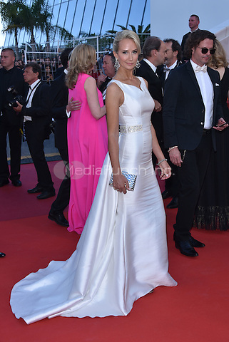 Lady Victoria Hervey<br /> 'Mal de Pierres' screeningat 69th International Cannes Film Festival, France  May 15, 2016.<br /> CAP/PL<br /> &copy;Phil Loftus/Capital Pictures /MediaPunch ***NORTH AND SOUTH AMERICA ONLY***