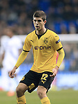 Dortmund's Christian Pulisic in action during the Europa League match at White Hart Lane Stadium.  Photo credit should read: David Klein/Sportimage