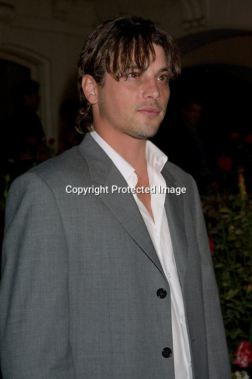 ©2002 KATHY HUTCHINS / HUTCHINS PHOTO.ABC TCA PRESS TOUR PARTY -.TOURAMENT OF ROSES HOUSE.PASADENA, CA.7/18/02.SKEET ULRICH