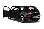 2018 Volkswagen Golf GTI Gti 5 Door Hatchback doors