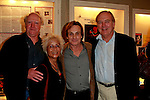 October 25, 2009: Steve Railsbeck and guests  at the American Cinematheque screening of 'The Stuntman' and  'Ed Gein' at the Aero Theater in Santa Monica, California. Photo by Nina Prommer/Milestone Photo