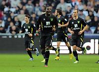 2012 12 08 Swansea City v Norwich City, Liberty Stadium, Wales, UK
