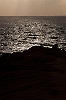 Canoa Quebrada_CE, Brasil...Praia de Canoa Quebrada, no Ceara. Na foto detalhe da onda...Canoa Quebrada beach, Ceara. In this photo some waves...Foto: BRUNO MAGALHAES / NITRO