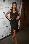 Joan Smalls Attends the Destination IMAN Website Launch Party at The Electric Room at The Dream Downtown, NY 9/7/12