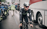 Mark Cavendish  (GBR/Dimension Data) pr&eacute;-race<br /> <br /> 104th Tour de France 2017<br /> Stage 1 (ITT) - D&uuml;sseldorf &rsaquo; D&uuml;sseldorf (14km)