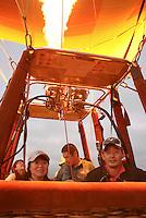 20120213 February 13 Hot Air Balloon Cairns