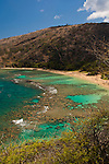 Hanauma Bay Beach Park, Oahu, Hawaii