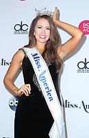 10 September 2017 - Atlantic City, NJ-  Miss America 2018 Cara Mund.  2018 Miss America Pageant Winner Press Conference at Boardwalk Hall.  <br /> CAP/ADM/MJT<br /> &copy; MJT/ADM/Capital Pictures
