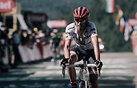 Alberto Contador (ESP/Trek-Segafredo) rolling in<br /> <br /> 104th Tour de France 2017<br /> Stage 5 - Vittel &rsaquo; La Planche des Belles Filles (160km)