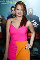 "LOS ANGELES, CA - JANUARY 27: Debby Ryan at the Los Angeles Premiere Of Focus Features' ""That Awkward Moment"" held at Regal Cinemas L.A. Live on January 27, 2014 in Los Angeles, California. (Photo by David Acosta/Celebrity Monitor)"