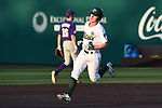 Tulane baseball tops LSU, 10-9, on a walkoff walk in the the bottom of the 9th at Greer Field at Turchin Stadium.