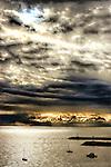 After the Storm, Corona del Mar, CA.