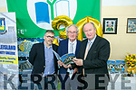 At the Castleisland Community College 30th celebration on Friday were justin bennett, Michael Gleeson and Jim Finucane