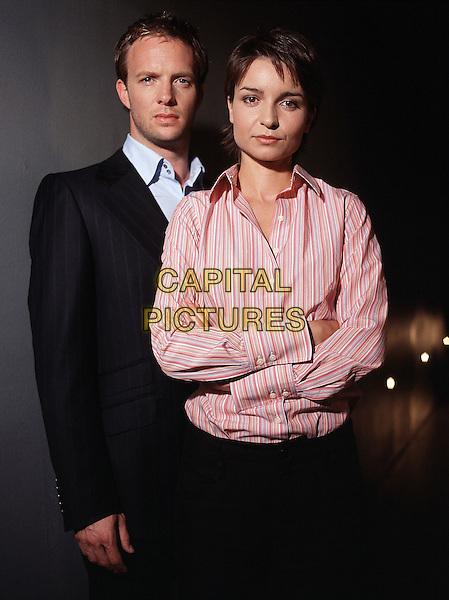 RUPERT PENRY-JONES & OLGA SOSNOVSKA.in MI-5.*Editorial Use Only*.www.capitalpictures.com.sales@capitalpictures.com.Supplied by Capital Pictures.
