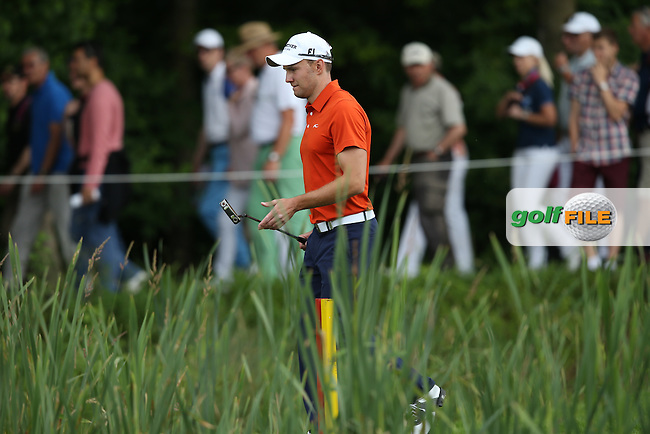 Maximilian Kieffer (GER) heading to the 9th during Round One of the 2015 BMW International Open at Golfclub Munchen Eichenried, Eichenried, Munich, Germany. 25/06/2015. Picture David Lloyd | www.golffile.ie