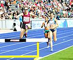 31.08.2014, OLympiastadion, Berlin, GER, Leichathletik, ISTAF-2014, im Bild Hindernislauf, Antje Moeldner-Schmidt (GER)<br /> <br />               <br /> Foto &copy; nordphoto /  Engler