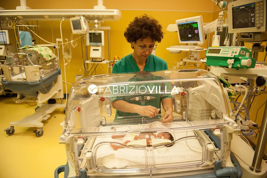 reparto neonatale