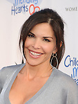 HOLLYWOOD, CA. - April 16: Lauren Sanchez arrives at the Children Mending Hearts Third Annual Peace Please Gala at the Music Box Henry Fonda Theatre on April 16, 2010 in Hollywood, California.