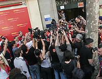 tienda ferrari en Madrid
