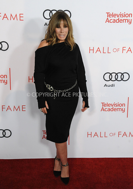 www.acepixs.com<br /> <br /> November 15 2017, LA<br /> <br /> Melissa Rivers arriving at the Television Academy's 24th Hall of Fame Ceremony at the Saban Media Center on November 15, 2017 in Los Angeles, California.<br /> <br /> By Line: Peter West/ACE Pictures<br /> <br /> <br /> ACE Pictures Inc<br /> Tel: 6467670430<br /> Email: info@acepixs.com<br /> www.acepixs.com