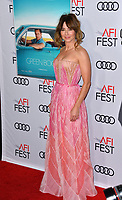 LOS ANGELES, CA. November 09, 2018: Linda Cardellini at the AFI Fest 2018 world premiere of &quot;Green Book&quot; at the TCL Chinese Theatre.<br /> Picture: Paul Smith/Featureflash