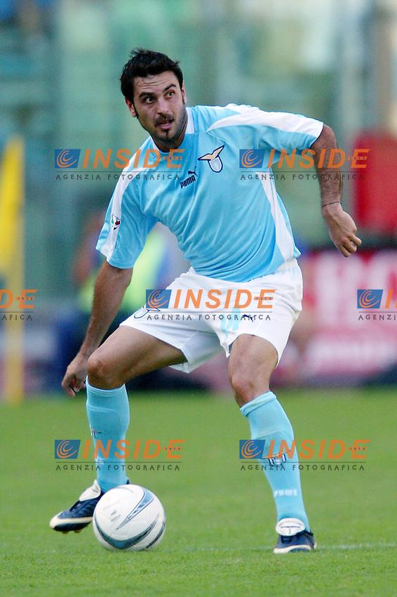 Roma 31/8/2003<br /> Lazio Lecce 4-1<br /> Stefano Fiore<br /> Foto Staccioli Insidefoto