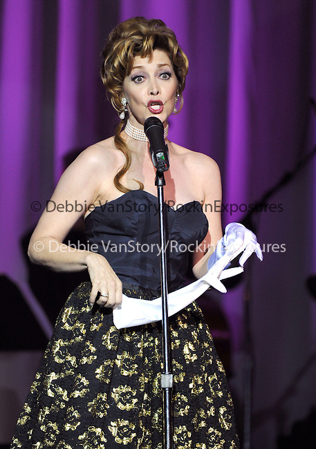 Sharon Lawrence at the Les Girls 10th Annual Cabaret fundraiser for National Breast Cancer Coalition Fund -NBCCF- held at Avalon in Hollywood, California on October 04,2010                                                                               © 2010 Debbie VanStory / RockinExposures