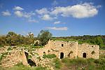 Israel, Hurvat Gaaton in the Upper Galilee