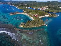 Honduras_Roatan, Fantasy Island