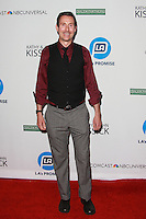 UNIVERSAL CITY, CA, USA - SEPTEMBER 30: Kurt Lowry arrives at LA's Promise Gala 2014 held at the Globe Theatre at Universal Studios on September 30, 2014 in Universal City, California, United States. (Photo by David Acosta/Celebrity Monitor)