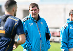 St Johnstone Training&hellip;24.08.18<br />Manager Tommy Wright pictured during training this morning at McDiarmid Park ahead of tomorrow&rsquo;s game against Dundee<br />Picture by Graeme Hart.<br />Copyright Perthshire Picture Agency<br />Tel: 01738 623350  Mobile: 07990 594431