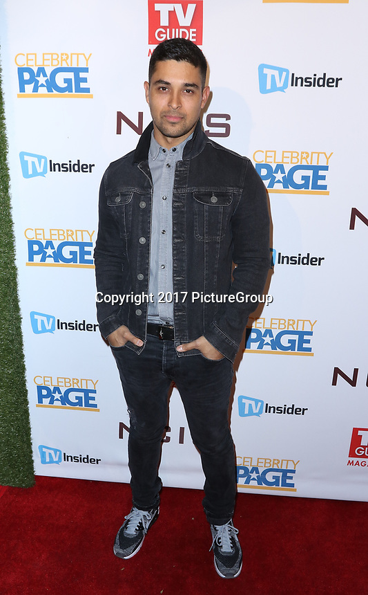 """STUDIO CITY, CA - NOVEMBER 6: Wilmer Valderrama attends the TV Guide Magazine Cover Party for Mark Harmon and 15 seasons of the CBS show """"NCIS"""" at River Rock at Sportsmen's Lodge on November 6, 2017 in Studio City, California. (Photo by JC Olivera/PictureGroup)"""