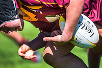 160910 Rugby - Thames Valley v King Country Under-16